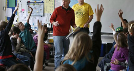 Oregon fourth graders wax philosophical about nature of work