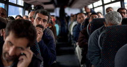 Israel takes heat for de facto segregation on new West Bank buses