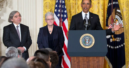 Do Obama cabinet picks match his greener second-term talk?