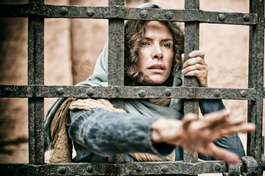 the bible miniseries history channel s take on the bible not for