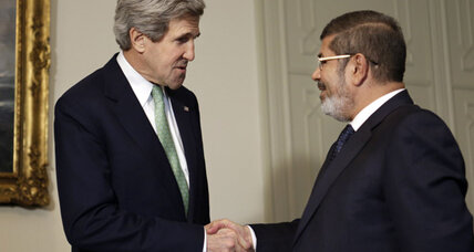 John Kerry: US to release $250M in Egypt aid
