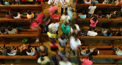 Power of the Catholic Church slipping in Philippines