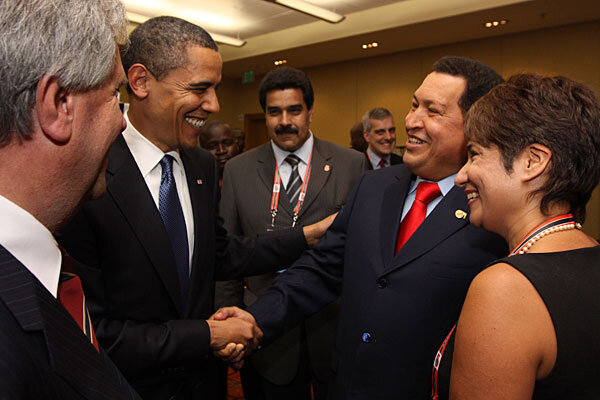 an examination of the administration of hugo chavez and the economy of venezuela Hugo chávez and the chinese president, hu jintao, view an honour guard in beijing in 2008 china hopes venezuela will repay the vast sums of money it lent to the chávez administration .