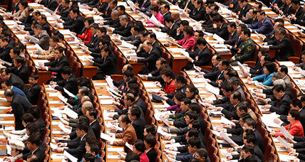 China's next leaders aim to launch new economic era (+video)