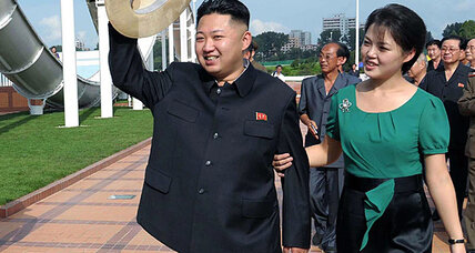 Did Kim Jong-un and his wife have a baby?