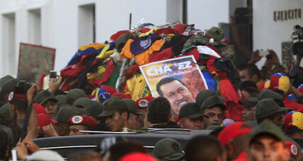 How Post-Chávez era depends on Maduro