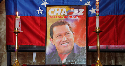 Hugo Chavez: Global reactions to the Venezuelan leader's death