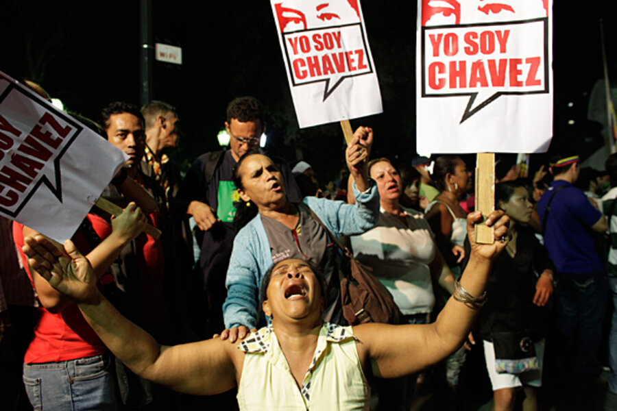 What is Hugo Chávez's legacy in Venezuela? - CSMonitor.com