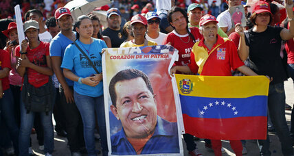 After Chávez, politicians cannot ignore Venezuela's poor (+video)