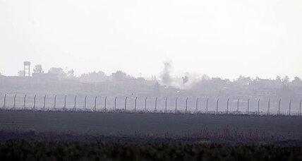 Syrian rebels seize UN peacekeepers in Golan
