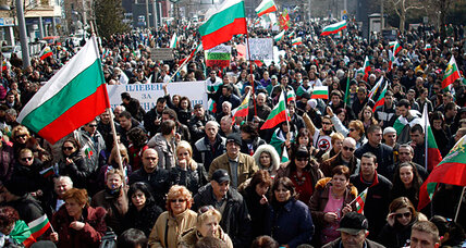 In crisis, Bulgarians aware they are on the 'periphery' of world attention