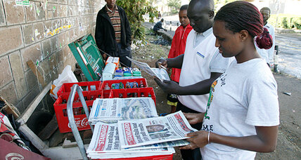 Kenyan presidential candidate alleges vote-rigging