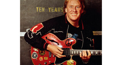 Alvin Lee, Ten Years After founder, electrified at Woodstock