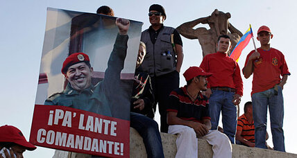Chavez funeral: lavish nod to a populist touch and global reach (+video)