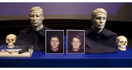 Civil War sailors buried: Their faces are known, but who are they?
