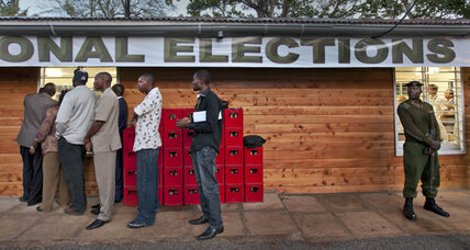 Kenya's election plagued by vote-rigging allegations, despite efforts at transparency