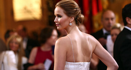 Jennifer Lawrence bullied: ignore 'em or forgive 'em
