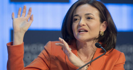 Facebook exec Sheryl Sandberg: Will her 'Lean In' reignite Mommy wars?