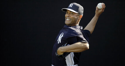 Mariano Rivera announces retirement, eyes one last World Series