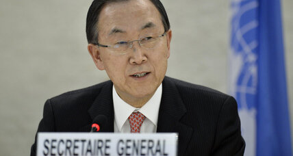 UN secretary general calls North Korean nuclear threats 'completely unacceptable'