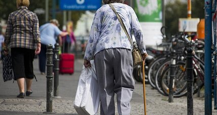 Exporting Grandma? Some German elderly head abroad for nursing care