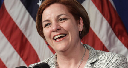 City council veteran, Christine Quinn, announces bid for New York mayor