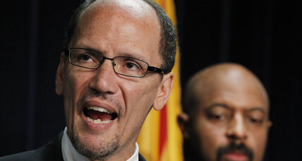 Obama said to be close to naming Perez for Department of Labor