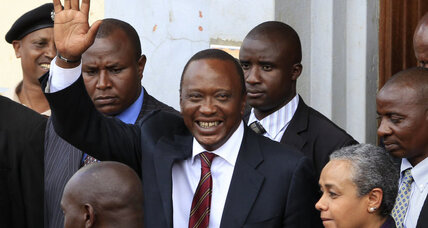 Indicted abroad for crimes, Kenya's new leaders pose diplomatic dilemma