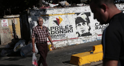 With Chávez gone, what do his young opponents want now? (+video)