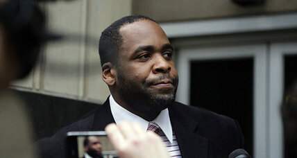 Kwame Kilpatrick guilty: For destitute Detroit, downfall of ex-mayor complete