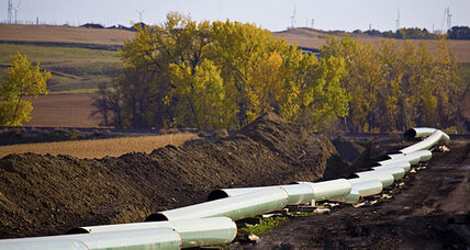 Keystone XL pipeline gets legislative push from House
