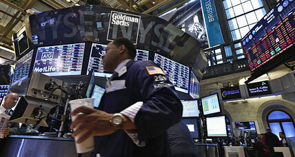 Stocks inch higher; Dow on seven-day streak