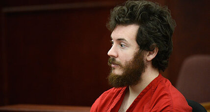 Not guilty plea for James Holmes – but insanity option still on table