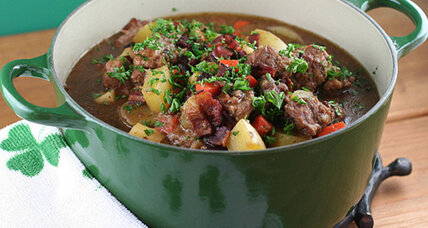 Saint Patrick's Day Irish stew