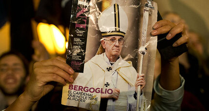 Pope Francis: For Hispanic Catholics in US, a rush of joy (+video)