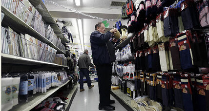 Retail sales blossom in February, boosting confidence