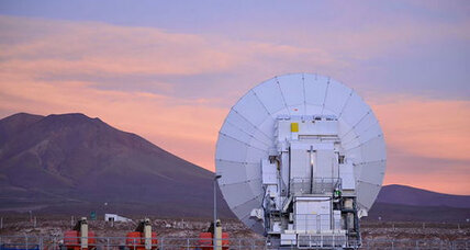 ALMA telescope, the world's largest, will go deeper and farther than ever before