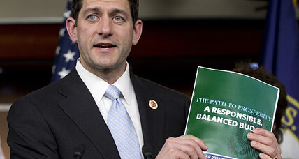 In Paul Ryan budget, echoes of energy campaign rhetoric