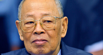 Trouble at the tribunal: Khmer Rouge leader Ieng Sary dies before conviction