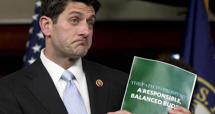 Paul Ryan's tax numbers: Just 'magic asterisks'? (+video)
