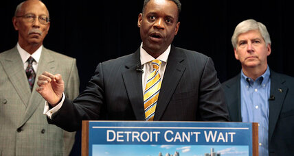 Saving Detroit: New manager targets 'greatest turnaround' in US history