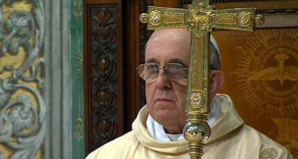 Pope Francis: representative of God - and Latin America?