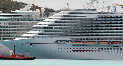 Another Carnival cruise ends poorly: Passengers to be flown home.