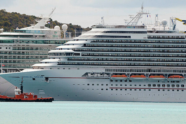 Another Carnival Cruise Ends Poorly Passengers To Be Flown Home - How safe are cruise ships