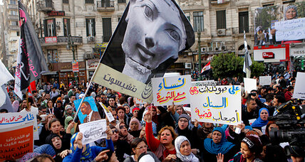 Egypt's Muslim Brotherhood says UN proposal on women will destroy the world