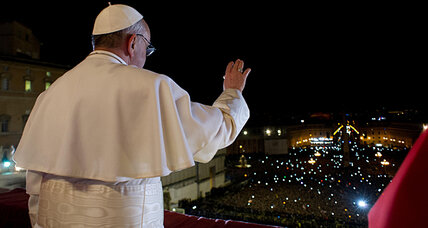 Pope Francis signals core mission – returning Catholics to the church