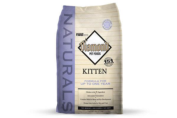 Diamond Naturals Cat Food Recall