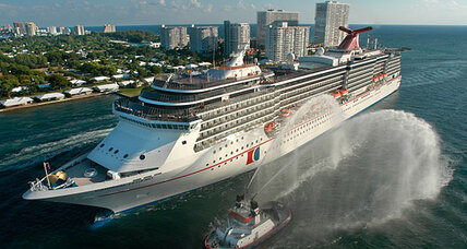Carnival of errors: second cruise this week hits snafu (+video)