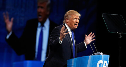 Donald Trump CPAC speech: Is he a Democratic secret agent? (+video)