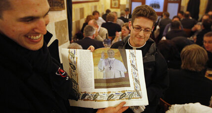 How European Catholics see Pope Francis